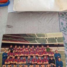 Coleccionismo deportivo: PLANTILLA F.C. BARCELONA 1968/69.. Lote 289702508