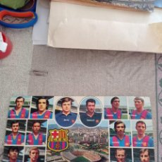 Coleccionismo deportivo: POSTAL F.C. BARCELONA 1973. Lote 289702748