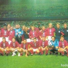 Coleccionismo deportivo: FOTOGRAFIA INGLATERRA (2). Lote 290196203