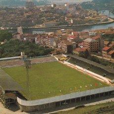 Coleccionismo deportivo: PONTEVEDRA, CAMPO DE FUTBOL, VISTA PARCIAL AEREA. ED. FAMA Nº 3616. AÑO 1973. SIN CIRCULAR. Lote 291484883