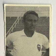 Coleccionismo deportivo: TATONO, DEFENSA, VALENCIA C.F., FOTO CROMO… TEMPORADAS (A.1965.1972). Lote 292399873