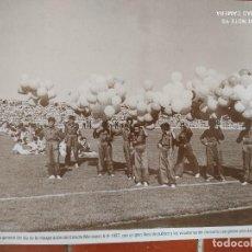 Coleccionismo deportivo: FOTO TAMAÑO DIN A4 DEL ANTIGUO ESTADIO DEL RECREATIVO DE HUELVA,AÑO 1957. Lote 293509713