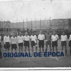 Coleccionismo deportivo: (F-211003)POSTAL FOTOGRAFICA UNION DEPORTIVA SALLENT AÑO 1928. Lote 293858963