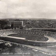 Coleccionismo deportivo: ROMA. FORO D'ITALIA. LO STADIO OLIMPICO. Lote 296833008