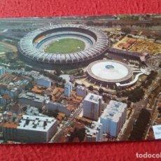 Coleccionismo deportivo: POSTAL CAMPO ESTADIO STADIUM FOOTBALL DE FÚTBOL FUTEBOL BRASIL MARACANÁ MARIO FILHO STADE STADION.... Lote 296857903