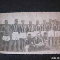 Coleccionismo deportivo: EQUIPO DE F.C. CORUÑA-LA CORUÑA-FOTO ARTUS-FOTOGRAFICA-POSTAL ANTIGUA-(85.330). Lote 296889828