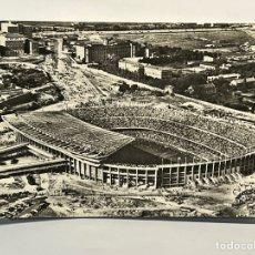 Coleccionismo deportivo: BARCELONA FÚTBOL, POSTAL NO.6226, ESTADIO DEL CLUB DE FÚTBOL. VISTA AÉREA. EDIC. SOBERANAS. Lote 296919238