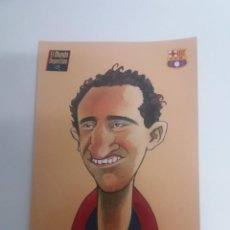 Coleccionismo deportivo: CARICATURA BARCELONA 94 - 95 MUNDO DEPORTIVO ABELARDO. Lote 297368088