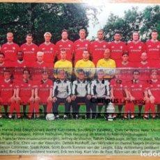 Coleccionismo deportivo: POSTAL FUTBOL POST CARD FOOTBALL FC TWENTE 2001-2002. Lote 297382518