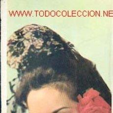 Postales: BELLEZA ESPAÑOLA. Lote 332153