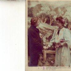Postales: POSTAL ANTIGUA CIRCULADA EN 1908. Lote 4243292