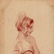 Postales: MUJER. POSTAL ILUSTRADA. CIRCULADA 1911. . Lote 6001306