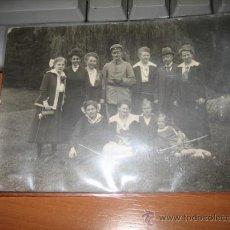 Postales: FOTO FAMILIA . Lote 9687512