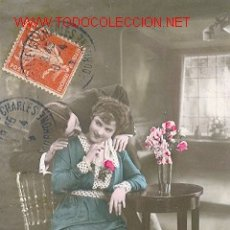 Postales: POSTALES ROMANTICAS Nº 1004. Lote 2202203