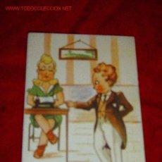 Postales: ENTRE CARTAS COMERCIALES. Lote 6795427