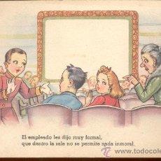Postales: ZSOLT POSTAL ROMANTICA CMB SERIE Nº 61. Lote 10291257