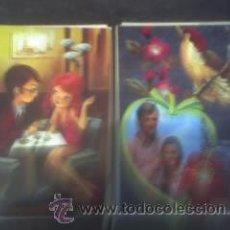 Postales: DOS POSTALES: PAREJAS (1) NUEVAS. Lote 11480133