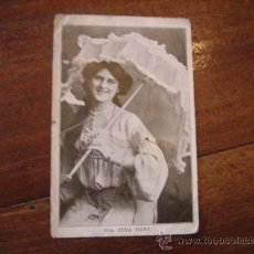 Postales: MISS ZENA DARE. Lote 13887298