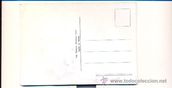 Postales: POST 191- POSTAL SIN CIRCULAR: SOUS LE CIEL DE CAMARGUE - VESTIDO BORDADO - EDITIONS VACANCES - PAR - Foto 3 - 15204946