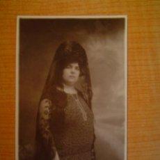 Postales: POSTAL MUJER ESCRITA EN EL AÑO 1929. Lote 15315593