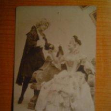 Postales: POSTAL PAREJA CIRCULADA . Lote 15548929
