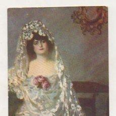 Postales: POSTAL ILUSTRADA POR RAMON CASAS. JEREZANA, Nº 4. (COLL SALIETI). Lote 17796790