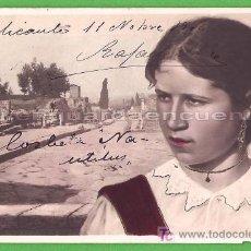 Postales: POSTAL DE 1904 ESCRITA DESDE LA CORBETA NAUTILUS, SELLADA EN ALICANTE NPG 294/8. Lote 26637952