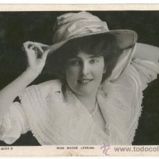 Postales: ACTRIZ LESSING, MADGE_PHILCO. 3259 D. PHOTO DOVER. Lote 20309828