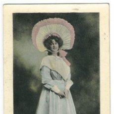 Postales: ACTRIZ STUDHOLME, MARIE_ENAMELETTE. A 47. PHOTO FOULSHAM BANFIELD. Lote 20323852