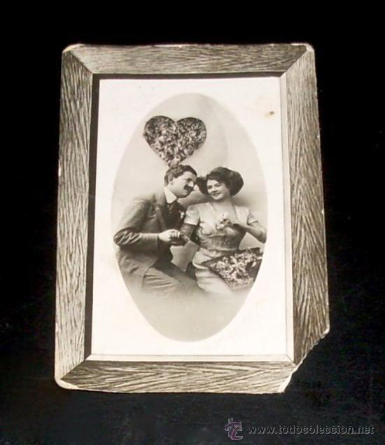 MINI POSTAL ANTIGUA - HENRY CLAY AND BOCK & CO. LTD. HABANA. (Postales - Postales Temáticas - Galantes y Mujeres)