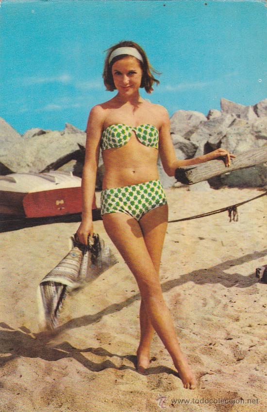 Bañador años 30