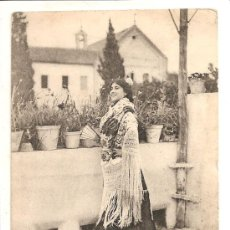 Postales: TIPOS ANDALUCES. Lote 23249185