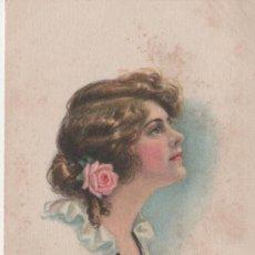 Postales: AMERICAN GIRL - 1900. Lote 24711096
