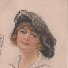 Postales: SANTURCE - MADRID - 1918. Lote 24712153