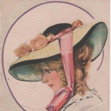 Postales: SANTURCE - MADRID - 1918. Lote 24712330