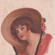 Postales: SANTURCE - MADRID - 1919. Lote 24712828