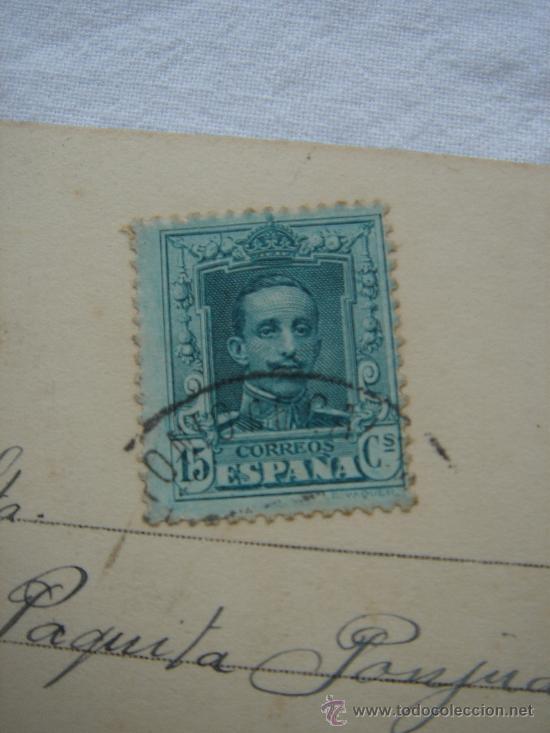 Postales: DETALLE DEL SELLO - Foto 3 - 26430167