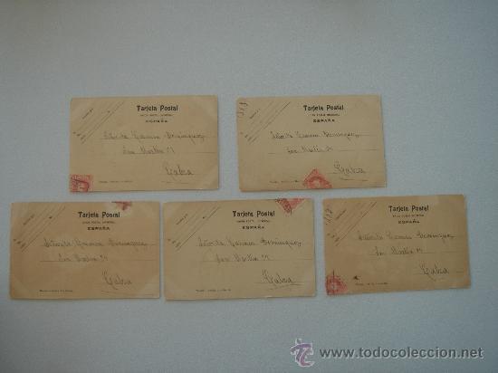 Postales: DORSO DE LAS POSTALES - Foto 7 - 27634714