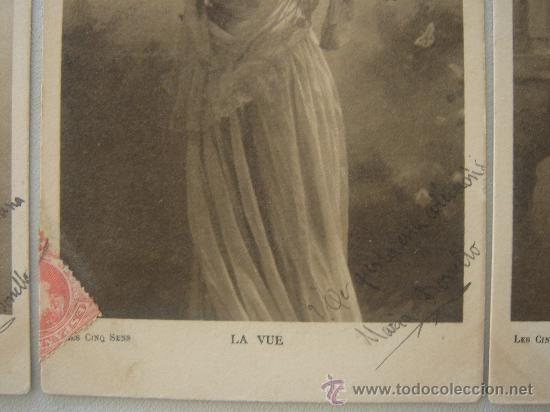 Postales: DETALLE DE UNA POSTAL - Foto 11 - 27634714