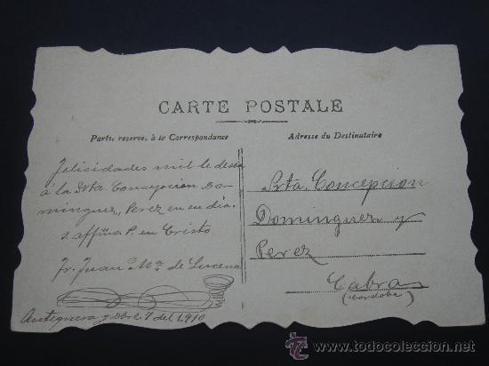 Postales: DORSO DE LA POSTAL - Foto 5 - 28196654