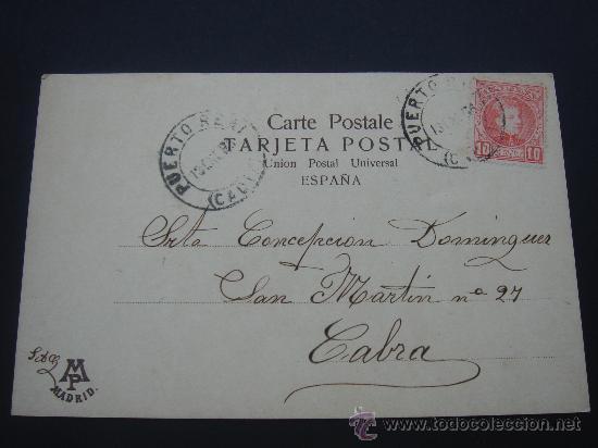 Postales: DORSO DE LA POSTAL - Foto 4 - 28199762