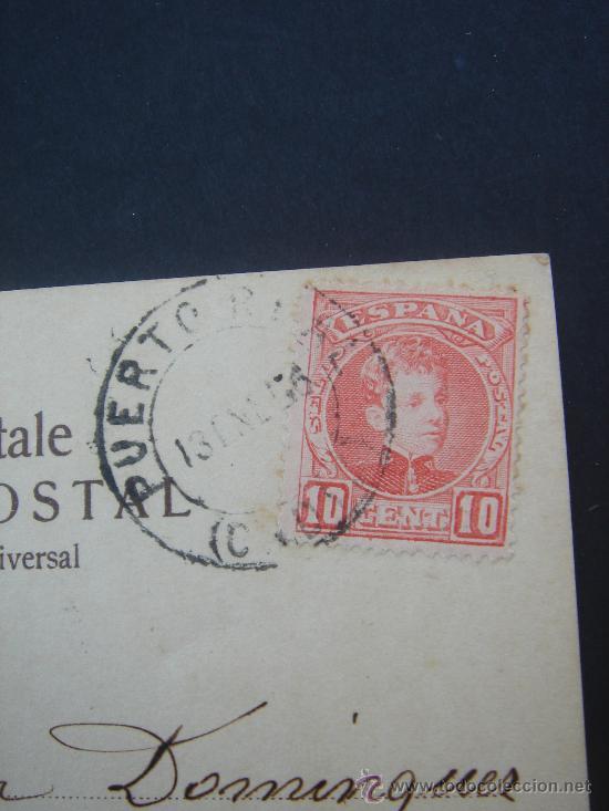 Postales: DETALLE DEL SELLO - Foto 5 - 28199762
