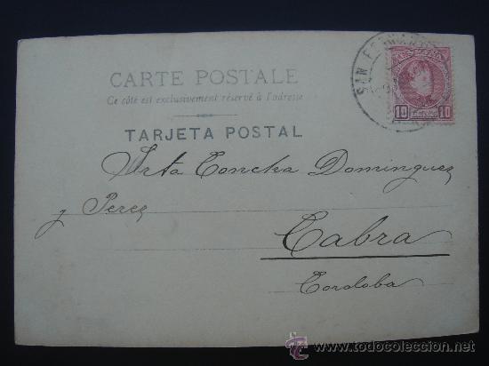 Postales: DORSO DE LA POSTAL - Foto 2 - 29067856