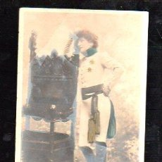 Postales: TARJETA POSTAL DE MUJERES - SARAH BERNHARDT. Lote 29159030