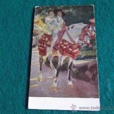 Postales: POSTAL-GALANTES Y MUJERES-. Lote 29273896