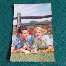 Postales: POSTALES-GALANTES Y MUJERES-ESCRITA. Lote 29295027