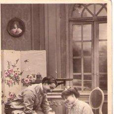 Postkarten - TARJETA POSTAL. GALANTES Y MUJERES. PHOTO. SAZERAC. - 29310389