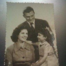 Postales: ANTIGUA POSTAL ROMANTICA FAMILIAR QUE PRECIOSA ES MI MAMA AÑOS 50. Lote 30321735