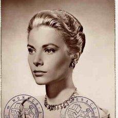 Postales: S.A.S LA PRINCESE GRACE DE MONACO . 11-05-1957. Lote 30416768