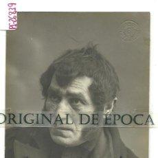 Postales: (PS-26839)POSTAL FOTOGRAFICA DEL ACTOR J.BAUROQUI DEDICADA A EMILI TRULLS. Lote 30630841